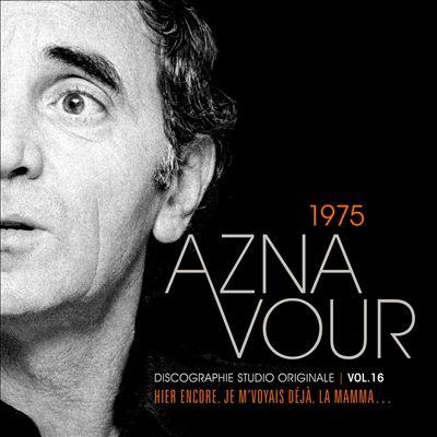 Discographie Studio Originale, Vol. 16: 1975