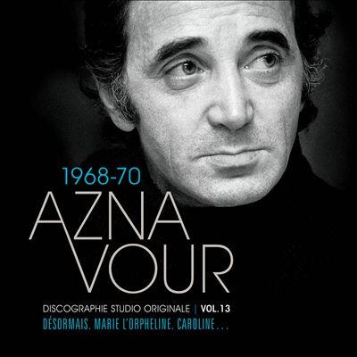 Discographie Studio Originale, Vol. 13: 1968-1970