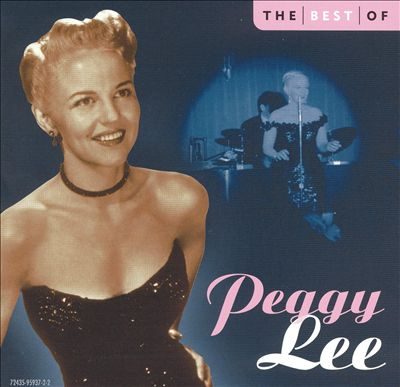 The Best of Peggy Lee [EMI-Capitol Special Markets]