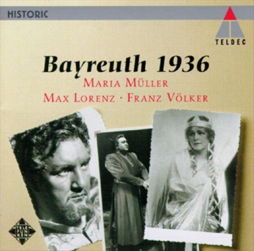 Bayreuth 1936