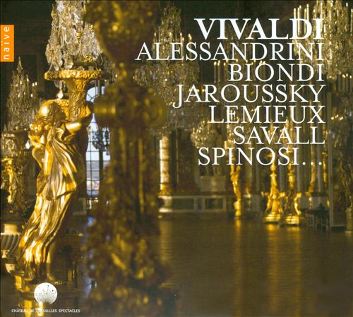 Indispensable Vivaldi: Highlights from La Senna Festegiante