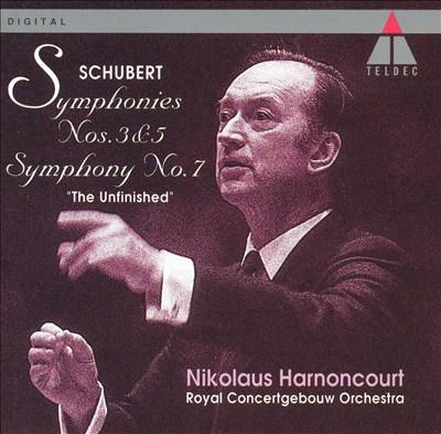 Schubert: Symphonies 3 & 5