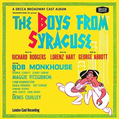 The Boys from Syracuse [Original London Cast]