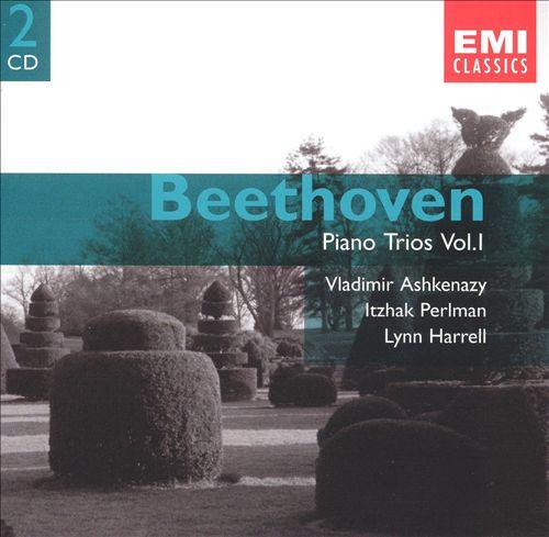 Beethoven: Piano Trios, Vol. 1