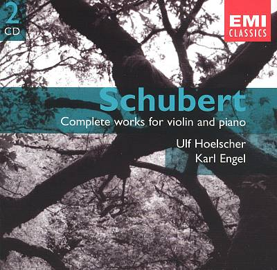 Schubert: Complete Works for Violin and Piano