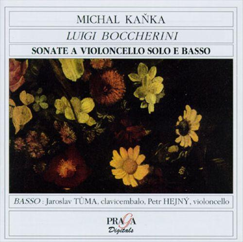Luigi Boccherini: Sonate a Violoncello e Basso
