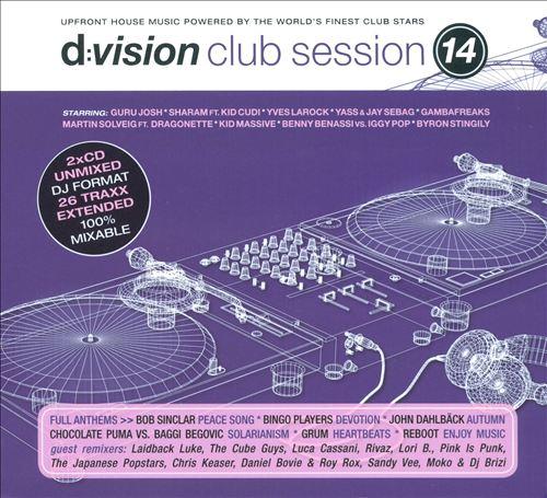 D:Vision Club Session, Vol. 14