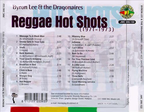 Reggae Hot Shots 1971-1973