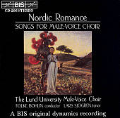 Nordic Romance: Song for Male-Voice Choir
