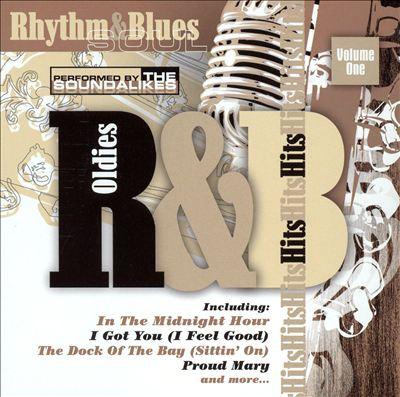 Oldies Rhythm & Blues Favorites, Vol. 1