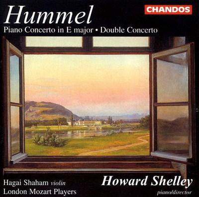 Hummel: Concertos for Piano & Violin