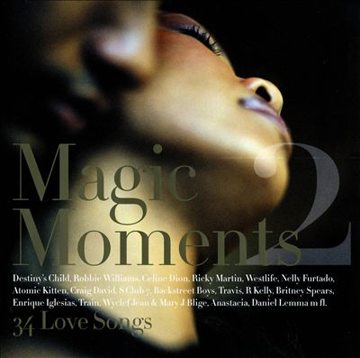 Magic Moments, Vol. 2 [Sony/Universal Sweden]