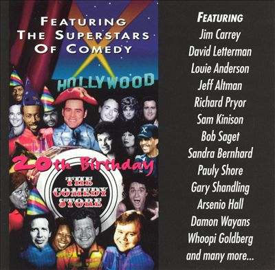 The Comedy Store: 20th Birthday