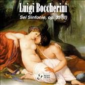 Luigi Boccherini: Sei Sinfonie, Op. 35(II)
