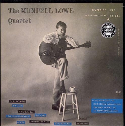 Mundell Lowe Quartet