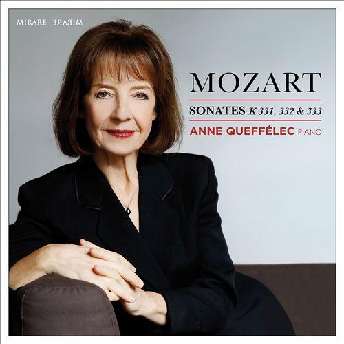 Mozart: Sonates K. 331, 332 & 333
