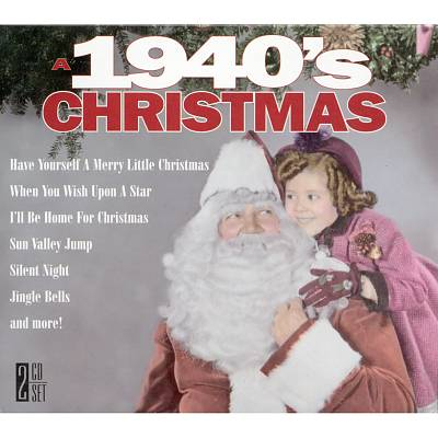 1940's Christmas [Delta/Laserlight 2 CD]