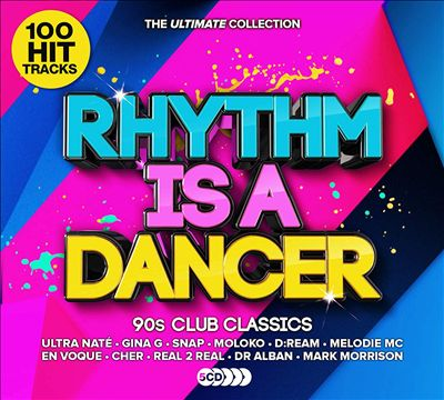 Rhythm is a Dancer: Ultimate 90s Club Anthems