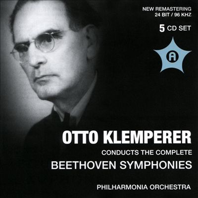 Otto Klemperer conducts the Complete Beethoven Symphonies