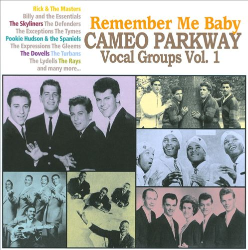 Remember Me Baby: Cameo Parkway Vocal Groups, Vol. 1