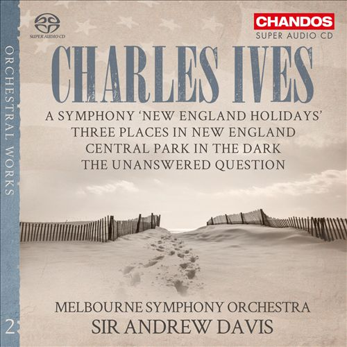 Charles Ives: Orchestral Works, Vol. 2 - A Symphony