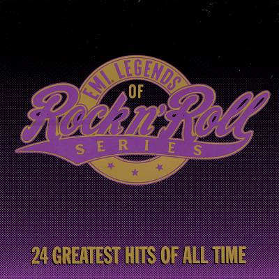 EMI Legends of Rock N' Roll: 24 Greatest Hits of All Time