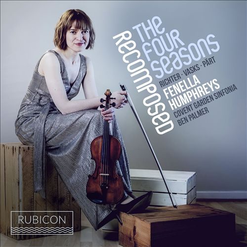 Vivaldi's Four Seasons, re-composition for violin, harpsichord & orchestra