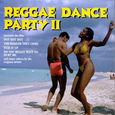 Reggae Dance Party, Vol. 2