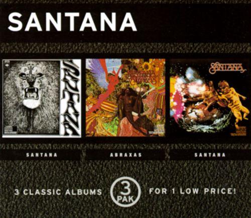 Santana/Abraxas/Santana III
