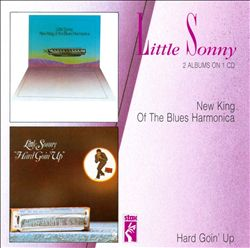 New King of Blues Harmonica/Hard Goin' Up