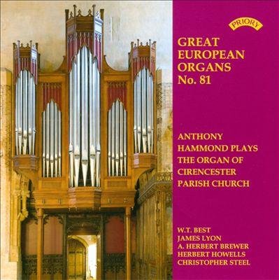 Great European Organs No. 81