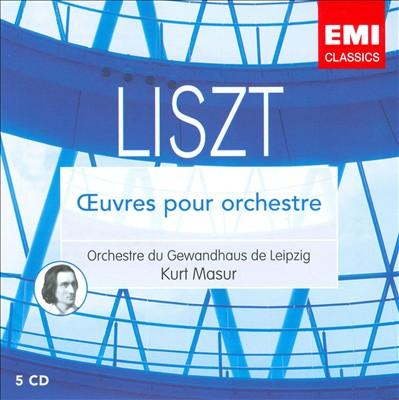 Liszt: Oeuvres Pour Orchestre