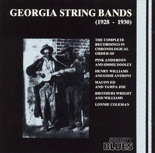 Georgia String Bands (1928-1930)
