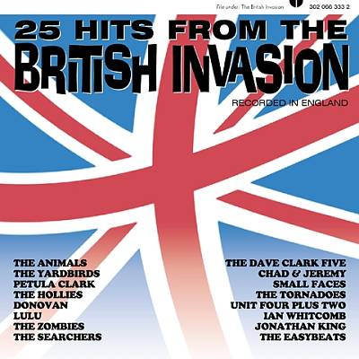 25 Hits from the British Invasion