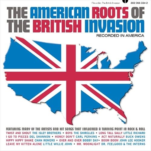 American Roots of the British Invasion