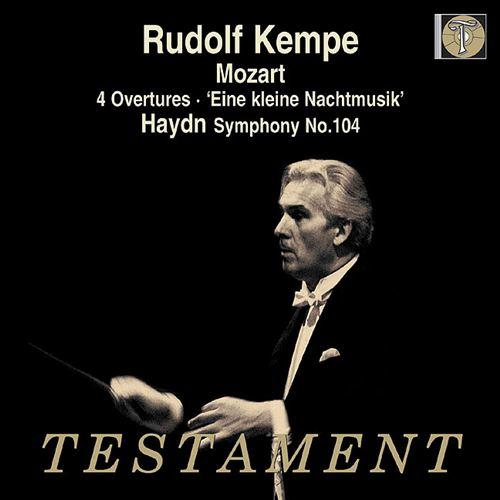Mozart: 4 Overtures; Eine kleine Nachtmusik; Haydn: Symphony No. 104