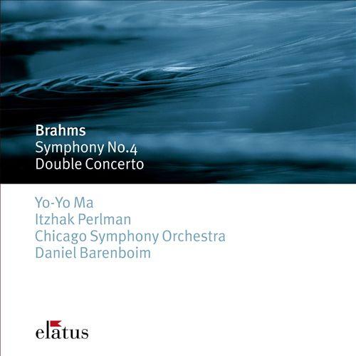 Brahms: Symphony No. 4; Double Concerto