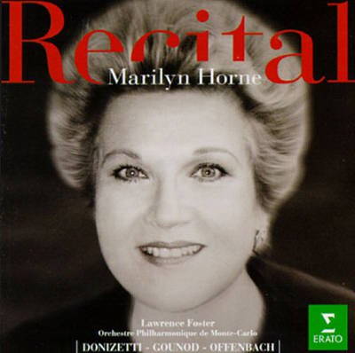 Recital: Marilyn Horne