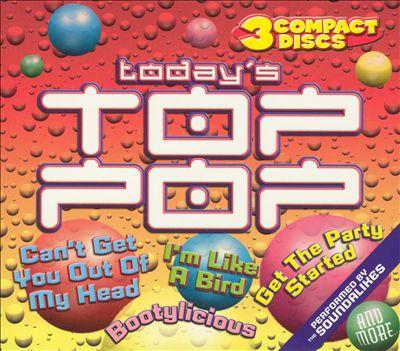Today's Top Pop [2002 3 CD]