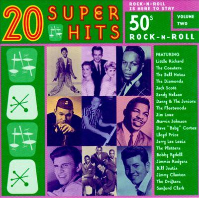 50's Rock & Roll, Vol. 2 [K-Tel]