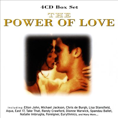 The Power of Love [BMG UK Boxset]