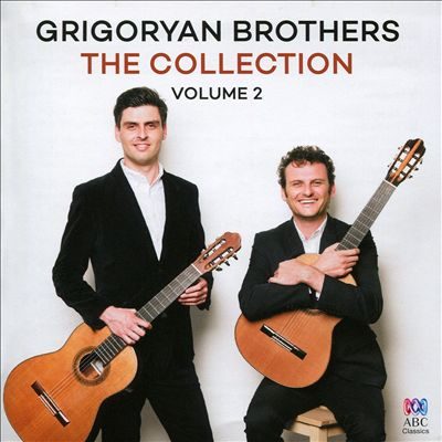 Grigoryan Brothers: The Collection, Vol. 2