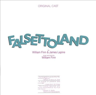 Falsettoland [Original Off-Broadway Cast]