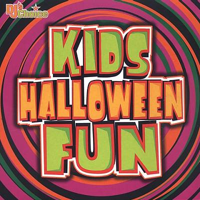 DJ's Choice: Kids Halloween Fun