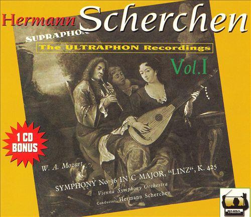 Hermann Scherchen: The Ultraphon Recordings, Vol. 1