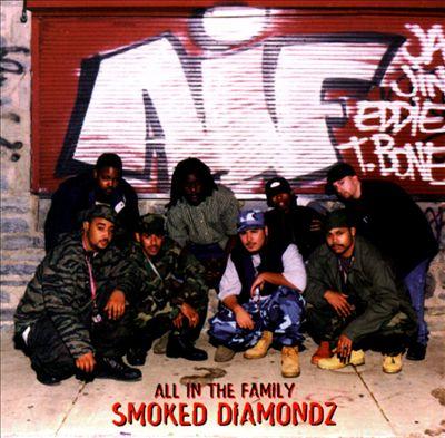 Smoked Diamondz