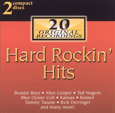 Hard Rockin' Hits: 20 Original Recordings