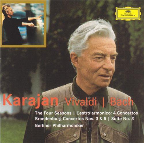 Karajan Conducts Vivaldi & Bach