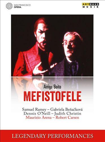 Arrigo Boito: Mefistofele [Video]