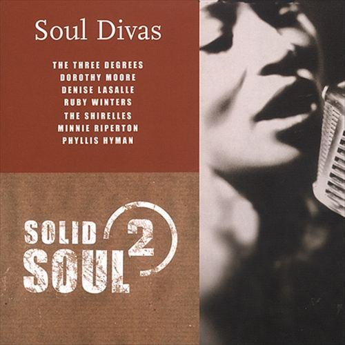 Solid Soul, Vol. 2: Soul Divas